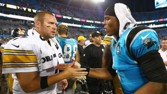 Sunday Blitz: Steelers-Panthers Recap