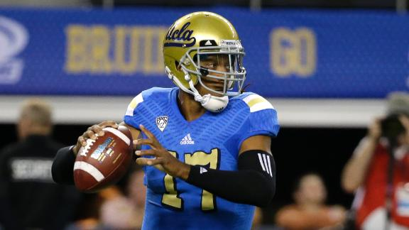 Will Brett Hundley Play Against ASU?