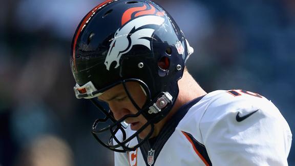 QB Report: Peyton Manning