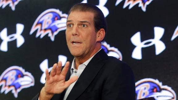 League Reaction To Bisciotti Remarks