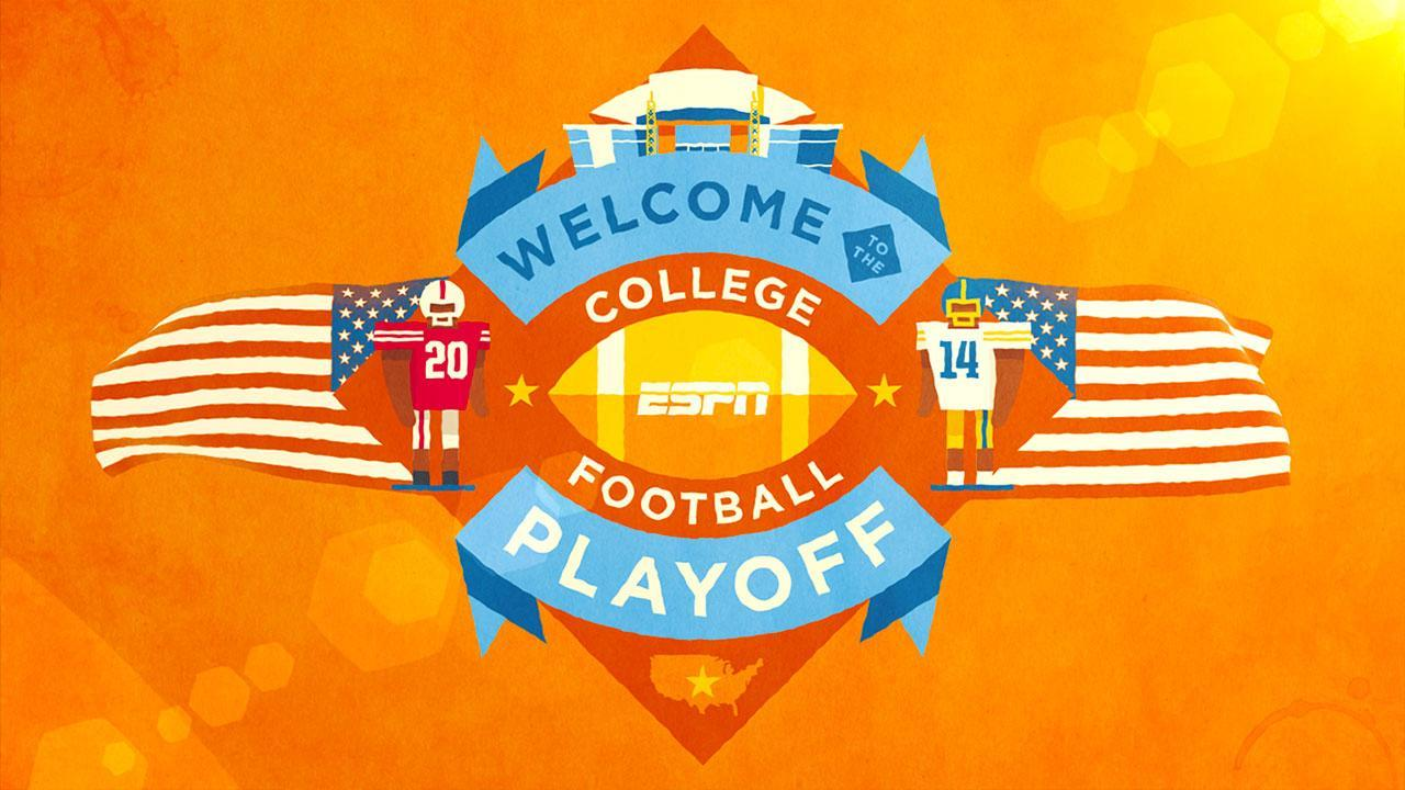 playoff selection committee abc sports college football