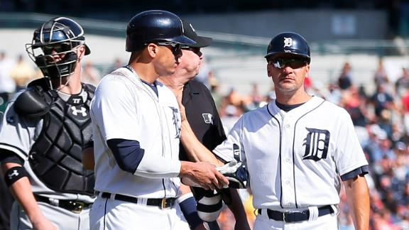 Video - Benches Clear In Tigers' Win
