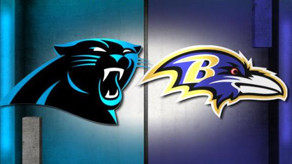 NFL Live Prediction: Panthers-Ravens