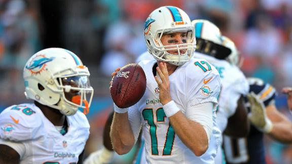 Tannehill Looking For Coach's Endorsement