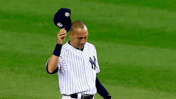Jeter: 'Extremely Emotional'