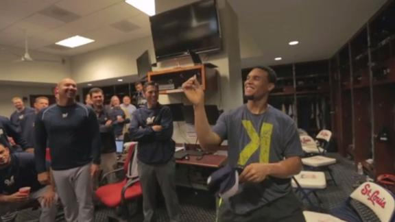 Video - Wild-Card Magic, Featuring Carlos Gomez and the Brewers
