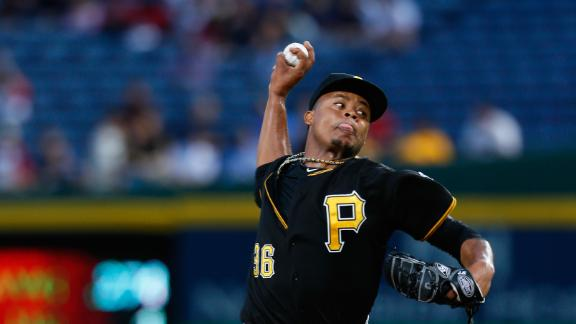 Video - Pirates Rout Braves
