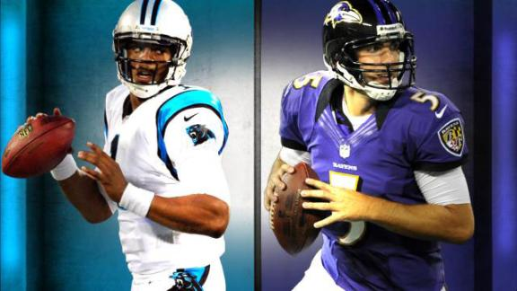 Inside Edge: Panthers-Ravens