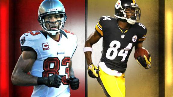 Inside Edge: Buccaneers-Steelers