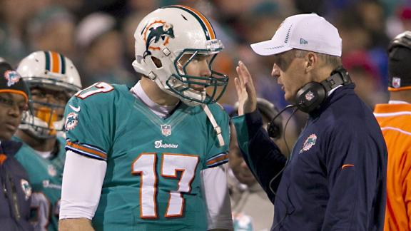 Tannehill, Philbin Not On The Same Page