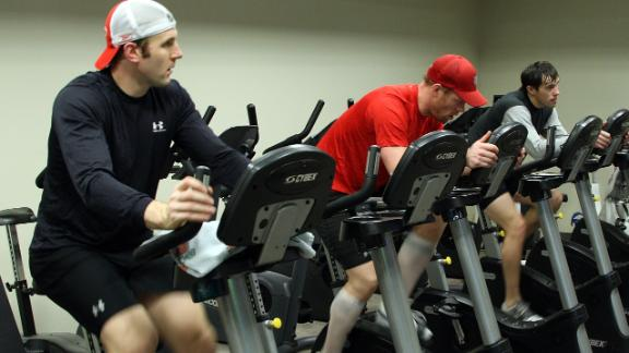NHL Players' Most-Hated Workouts