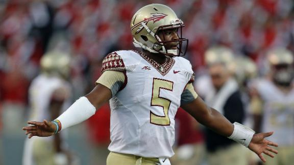 Winston, FSU Erase 17-Point Deficit For Win
