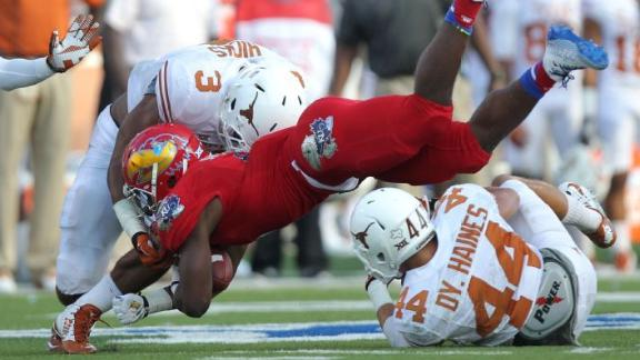 Bedford Looks to Baylor After Win