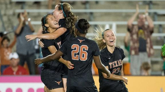 Soccer Shocks #6 Texas Tech In Big 12 Opener