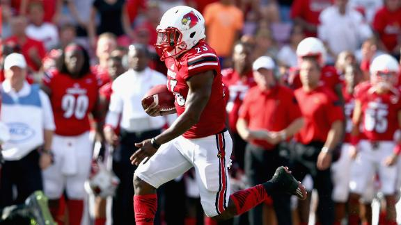 Radcliff Leads Cardinals Over Wake Forest
