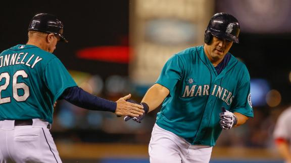 Video - Mariners Hold Off Angels