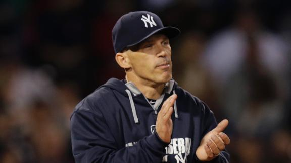 Girardi Chided Yankees