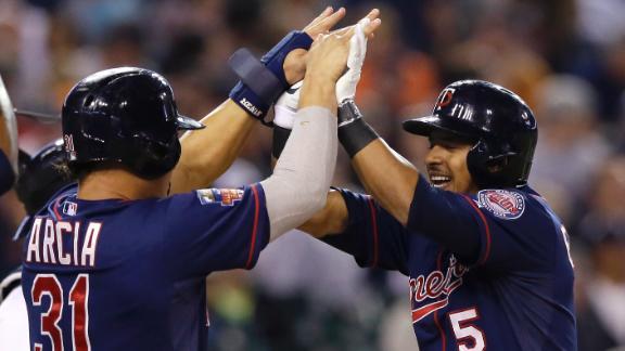 Video - Twins Crush Tigers
