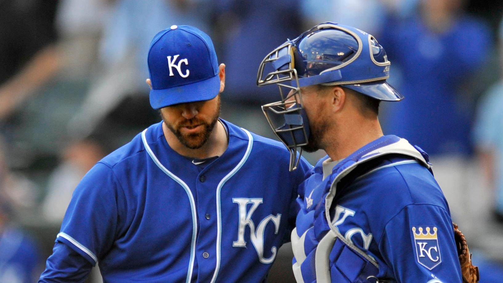Video - Royals Rally To Top White Sox