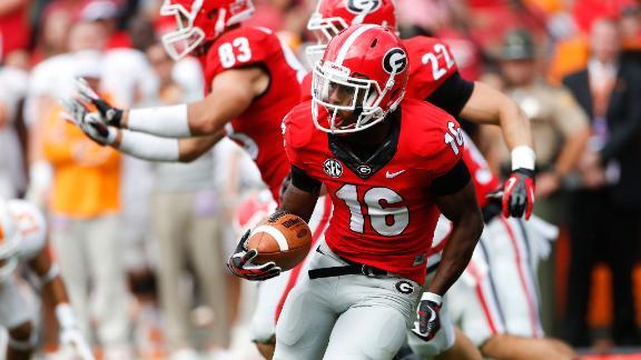 Stinchcomb picks Georgia atop the SEC east