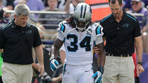 Fantasy: Panthers' Backfield