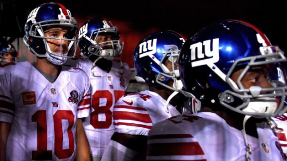 Giants Fifth Down: Week 5 Preview