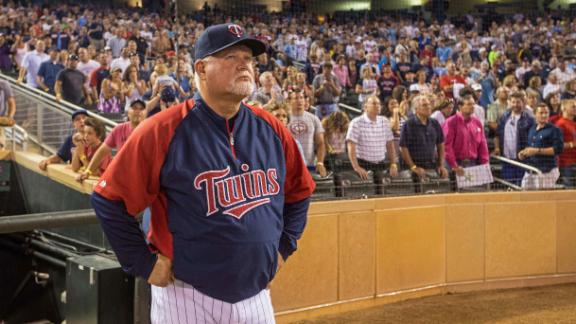 Video - Gardenhire Takes The Fall For Twins' Woes