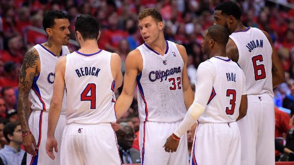 Adande: Time for Blake Griffin to lead the Clippers