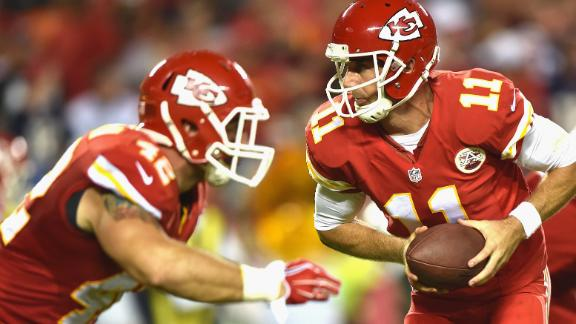 Breaking Down The Chiefs' Win Over The Patriots