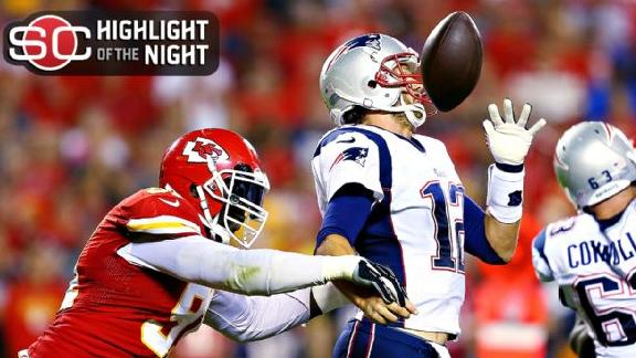 Chiefs Win Big Over Patriots