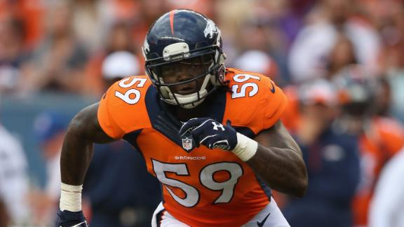 Danny Trevathan Completes Broncos' Defense