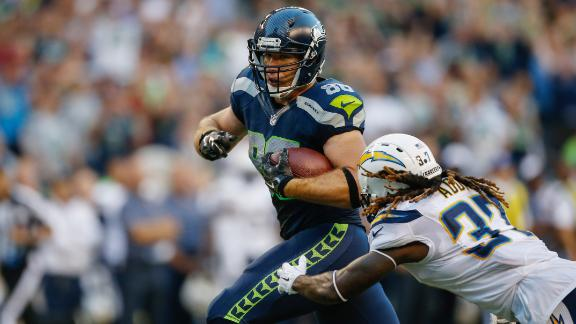 Video - How Does Zach Miller's Injury Affect Seahawks?