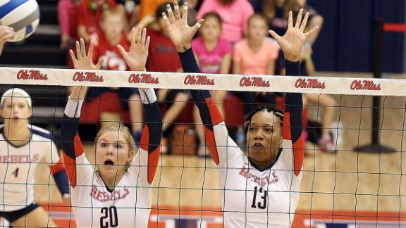Ole Miss breaks Mizzou's SEC win streak