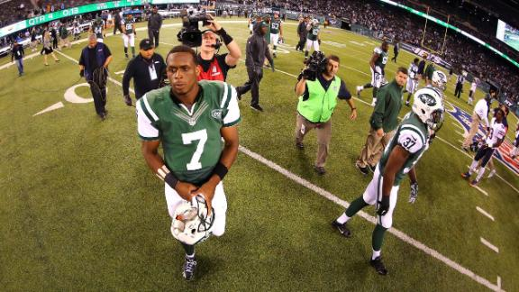 Is The Pressure Getting To Geno Smith?