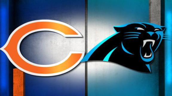 NFL Live Prediction: Bears-Panthers