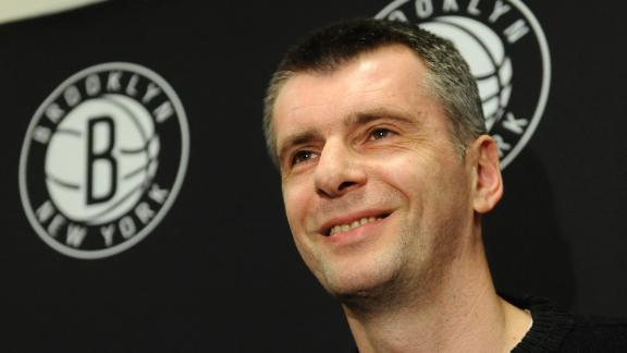 Sources: Prokhorov Gauges Interest In Nets