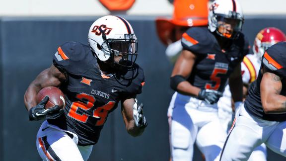 Oklahoma State Tops Iowa State After Slow Start
