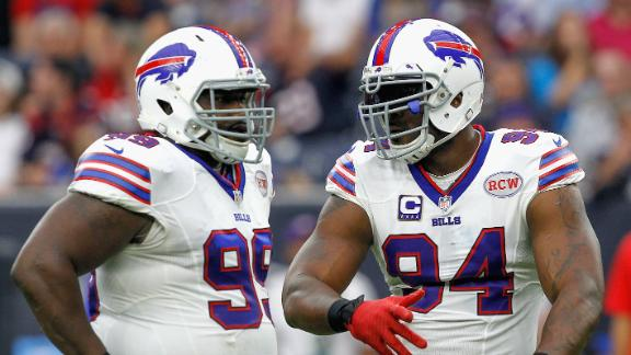 Game Balls: Buffalo at Detroit