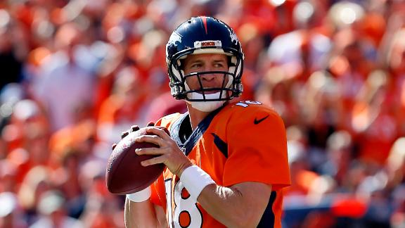 Manning Throws 500th TD Pass In Win