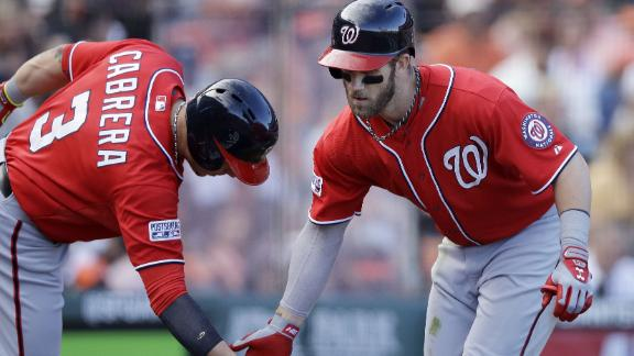 Video - Nationals Survive To Force Game 4