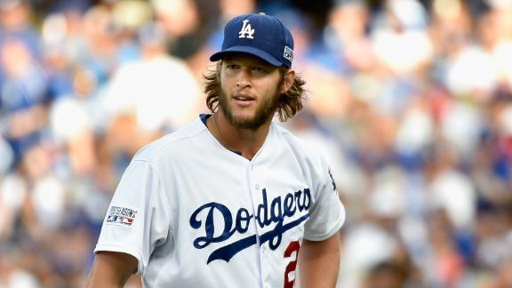 Kershaw To Start Game 4 For Dodgers