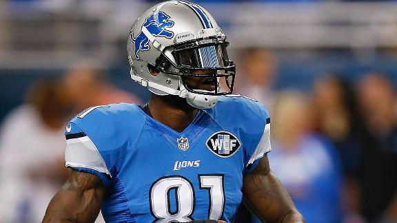 Lions May Sit Megatron
