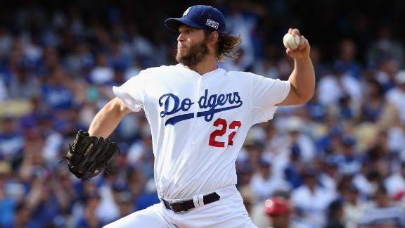Kershaw Set To Duel Miller In Game 4