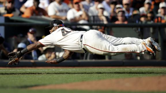 Video - Web Gems: Sandoval Dives His Way To The Top