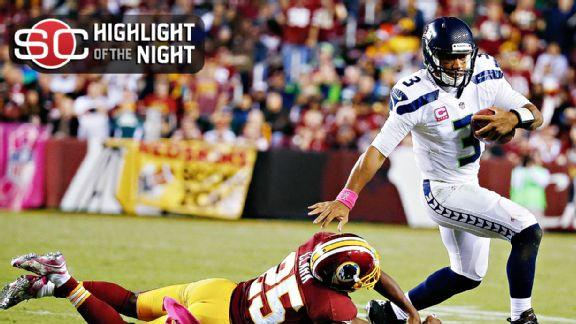 Seahawks Hold Off Redskins