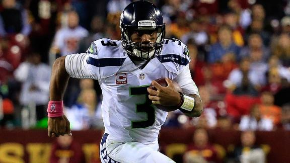Game Balls: Seahawks vs. Redskins