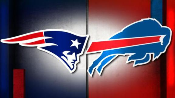 NFL Live Prediction: Patriots-Bills