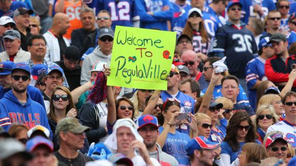 Bills Fans Rejoicing Over Sale