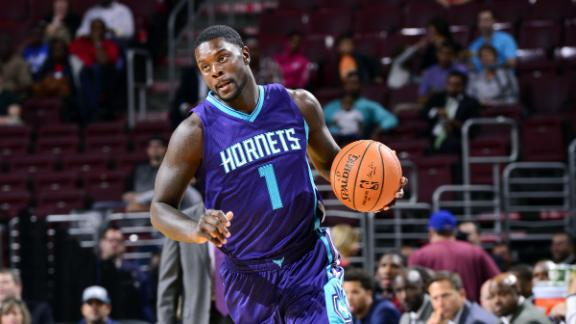 Stephenson: Hornets A Better Fit For Me