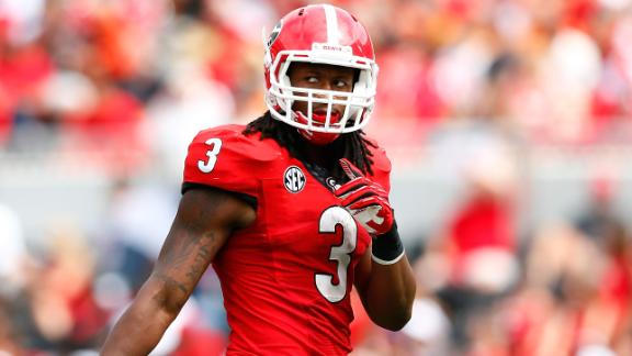 Impact Of Gurley's Suspension On Georgia